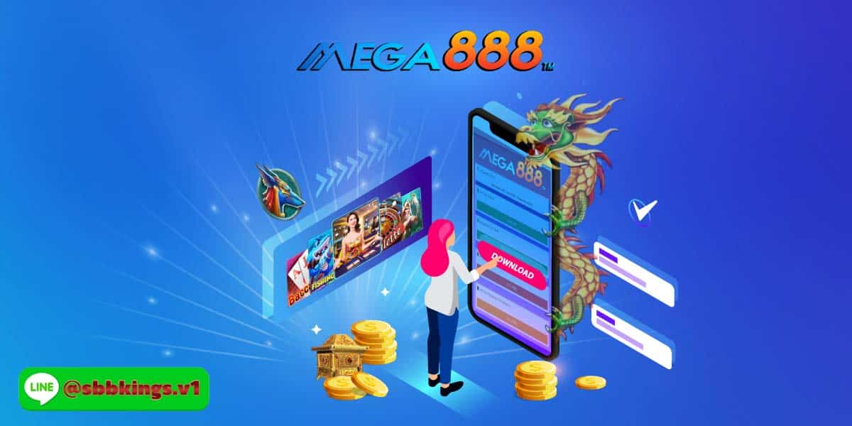 mega888-download