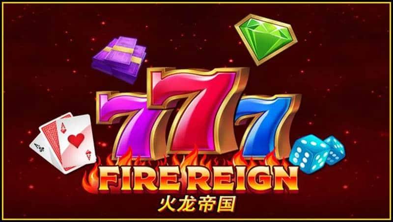 รีวิวเกมสล็อต Fire Reign