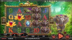 รีวิวเกม Chang Thai สล็อตออนไลน์